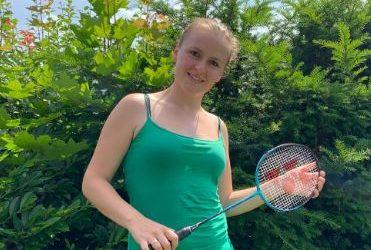 Wer macht mit beim Badminton?